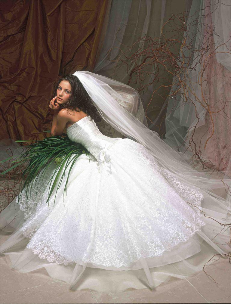 Wedding Saloon :: Красивые свадебные платья 2014 фото - Свадебные