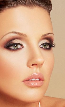 Если Вы в поисках макияж для больших зеленых глаз - Вы попали по